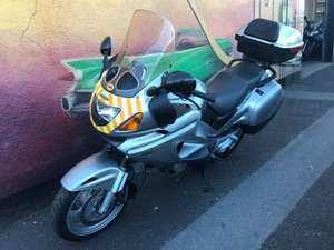 Honda Deauville NT 650V 2004 Plate 24 HOURS ONLY REDUCED