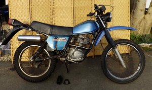 1979 Honda XL185