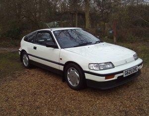1990 Honda Civic CRX - NO RESERVE