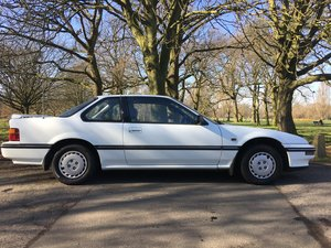 Honda Prelude 2.0 EX Manual 1989 63,000 miles 1 owner For Sale