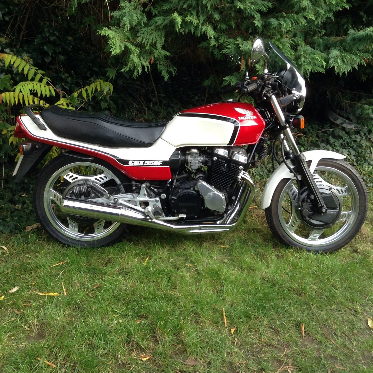 1987 Honda cbx 550 f For Sale (picture 1 of 6)