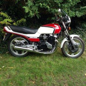 1987 Honda cbx 550 f