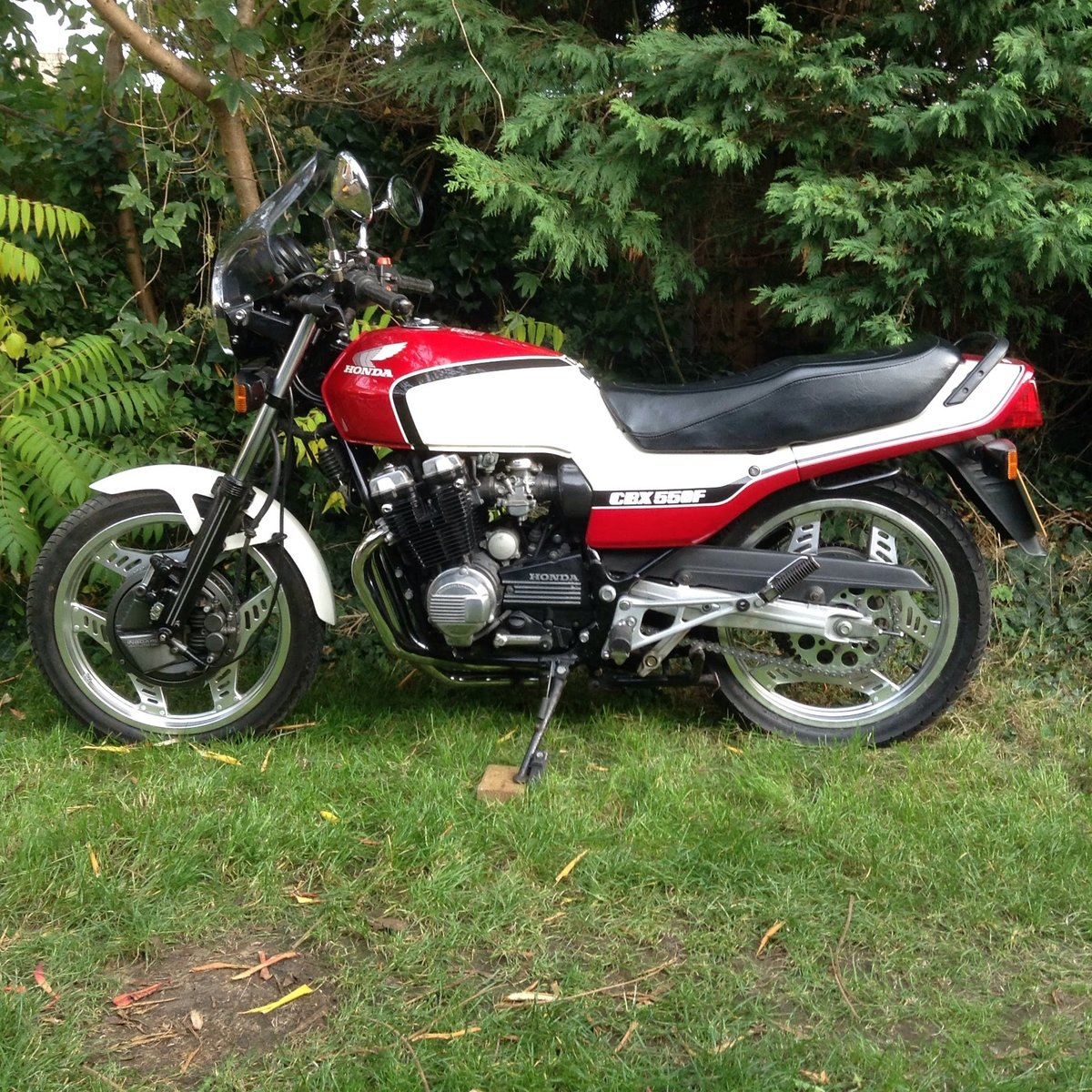 1987 Honda cbx 550 f For Sale (picture 2 of 6)