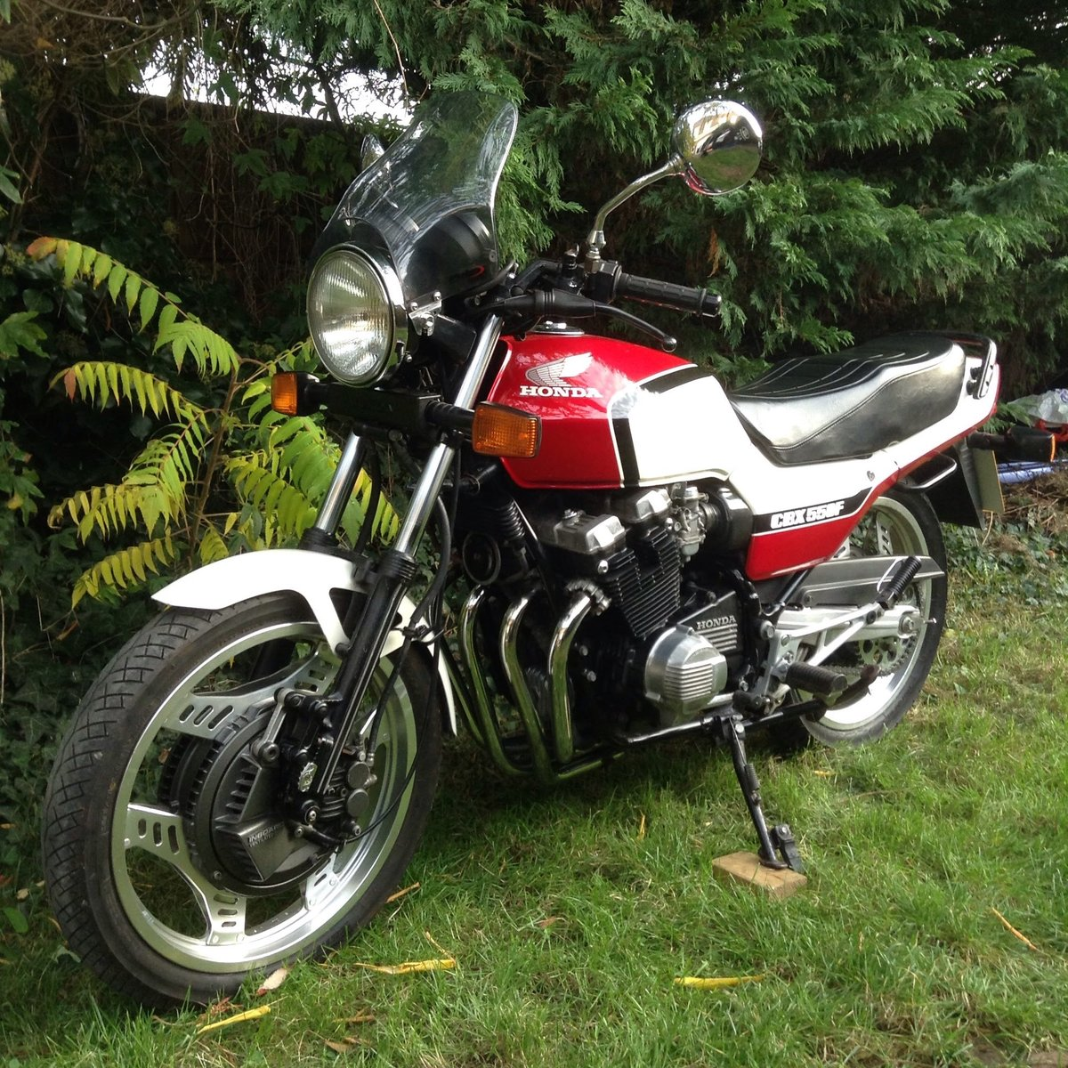 1987 Honda cbx 550 f For Sale (picture 3 of 6)
