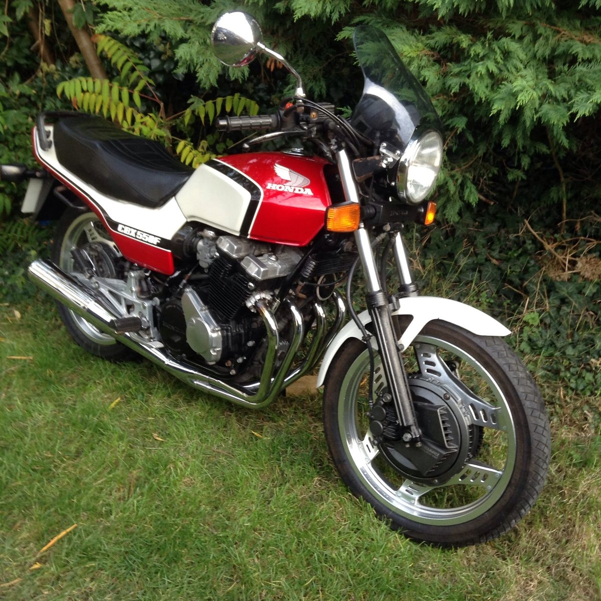 1987 Honda cbx 550 f For Sale (picture 5 of 6)