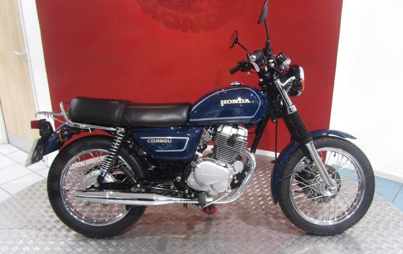 1973 Honda CB250 K4 For Sale | Car And Classic