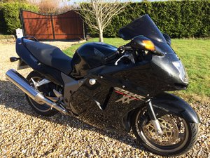 1999 Honda CBR 1100 XX Blackbird For Sale