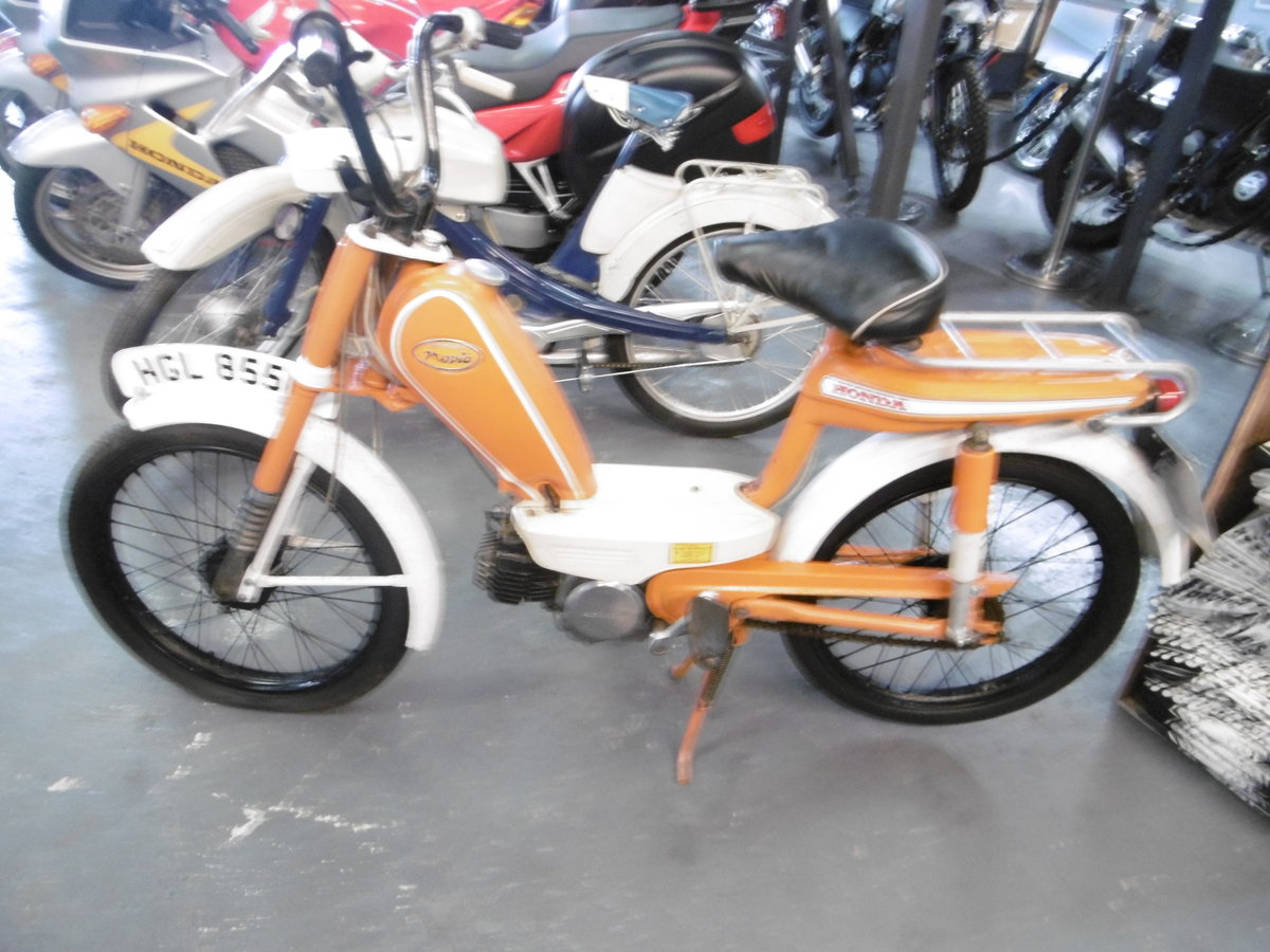 1975 Honda PF50  Very original and rare  SOLD (picture 1 of 6)