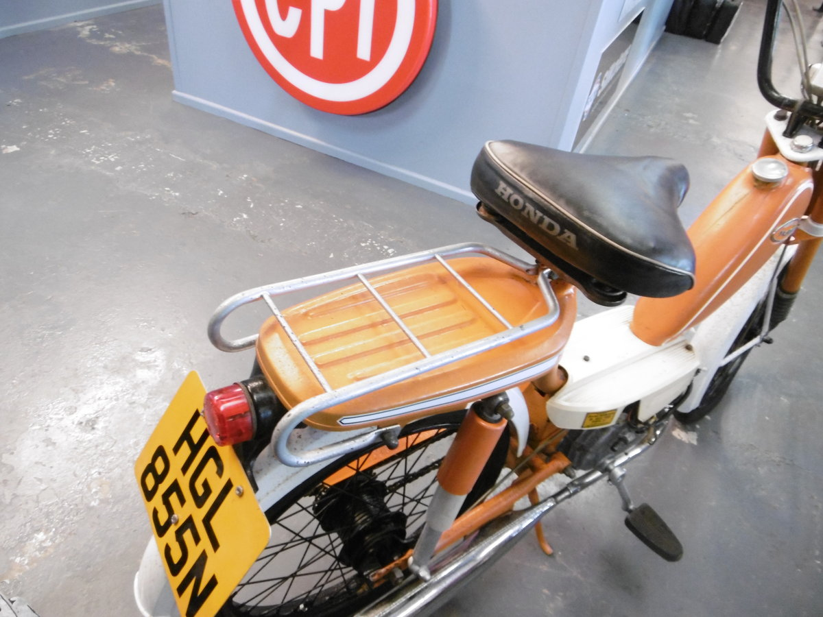 1975 Honda PF50  Very original and rare  SOLD (picture 4 of 6)