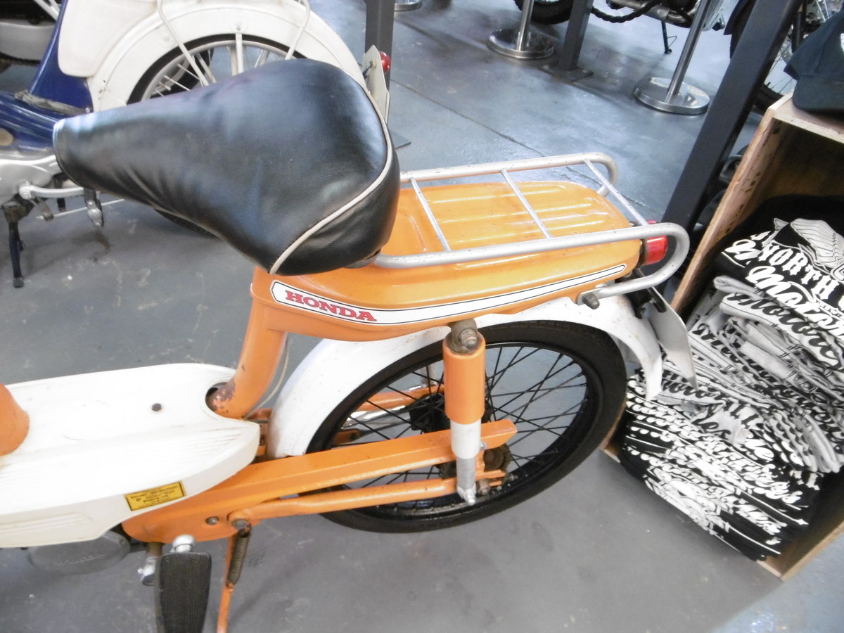 1975 Honda PF50  Very original and rare  SOLD (picture 6 of 6)