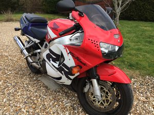1999 Honda CBR 900RR Fireblade For Sale