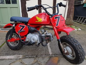 Honda z50r Monkeybike 1978 For Sale