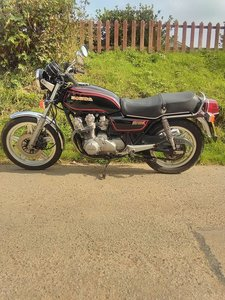 Honda CB750K 1979 UK Bike