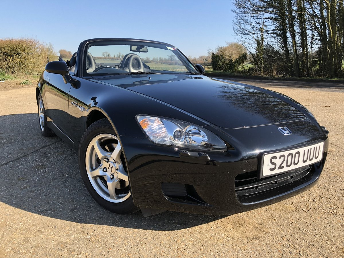 2003 Unmolested, low mileage - 22,400 miles, OEM AP1 For Sale (picture 1 of 6)