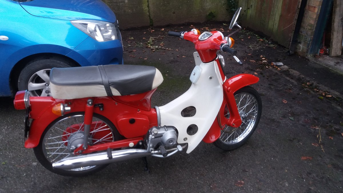1976 HONDA 70 For Sale (picture 1 of 1)