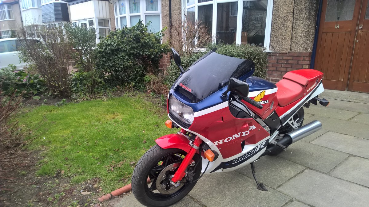 1985 VF1000R Totally original and immaculate For Sale (picture 5 of 6)