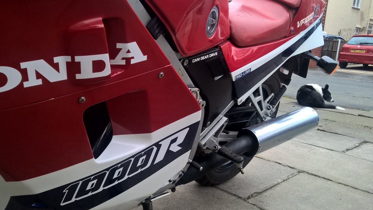1985 VF1000R Totally original and immaculate For Sale (picture 6 of 6)