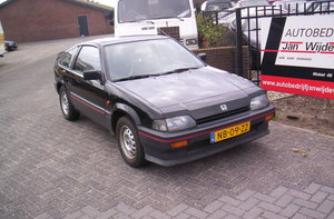 HONDA CRX 1.5i (type 1), 1985 For Sale by Auction