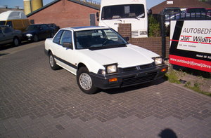 HONDA PRELUDE 1.8 EX, 1984 For Sale by Auction