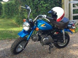 2001 Honda Z50 Monkey Bike