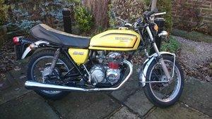 1976 Honda 400 Four super sport