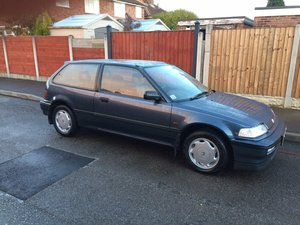 honad civic 1.4 ef shape 1990 manual For Sale