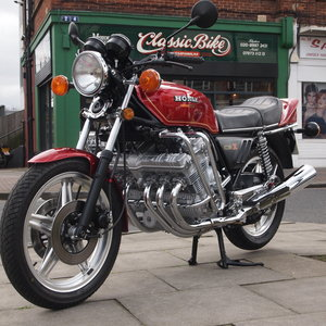 1979 CBX1000Z Sunning. RESERVED FOR DAVE.