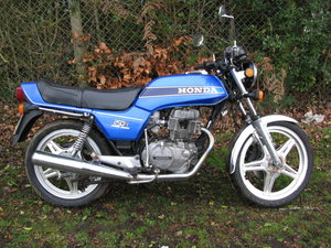 1979 Honda 250N Super Dream For Sale by Auction