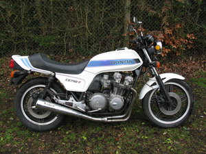 1980 Honda CB750-F Bol D'Or (Registered in the UK 1994)
