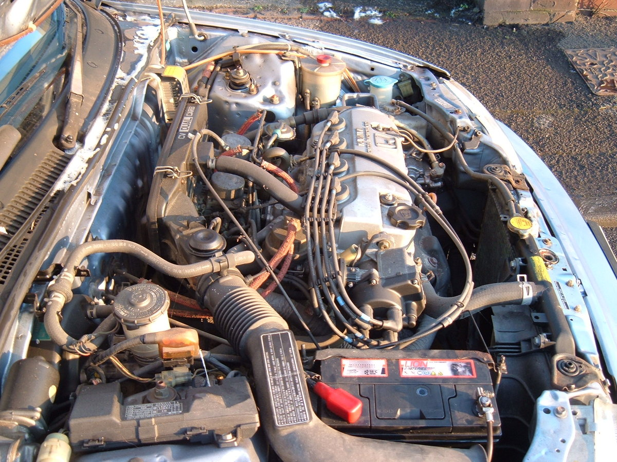 1991 Honda Civic 16 valve GL automatic For Sale (picture 4 of 6)