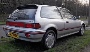 1991 * Honda Civic 1.6i-16 * 16k Miles * For Sale