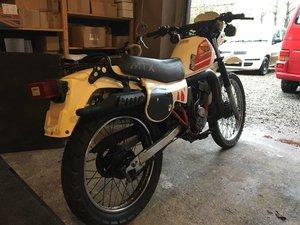1983 Honda MTX 50 Full Power JDM