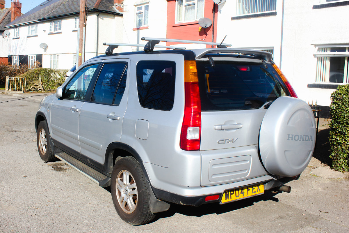 Honda CR-V 2004 2.0 i-VTEC Automatic 72k m For Sale (picture 1 of 6)