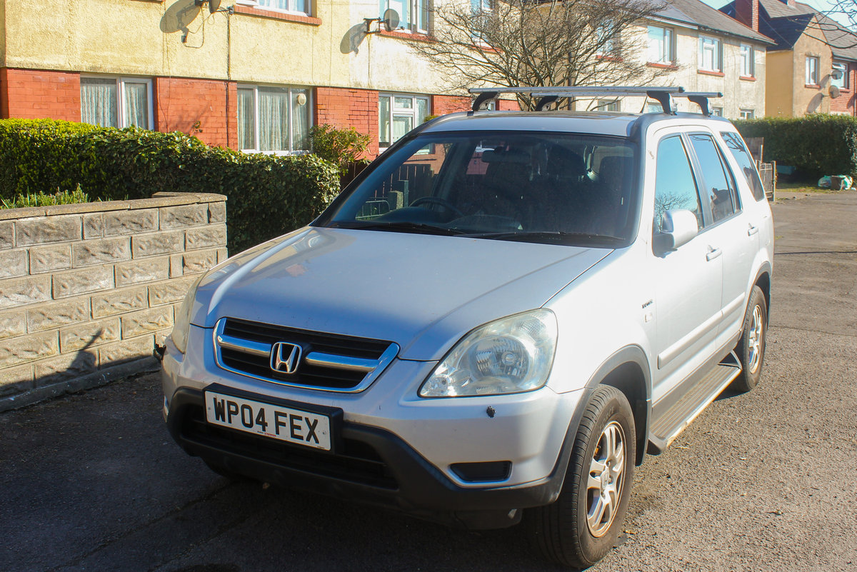 Honda CR-V 2004 2.0 i-VTEC Automatic 72k m For Sale (picture 2 of 6)