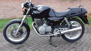 1985 Classic Honda 500 Single