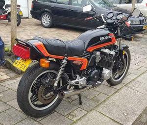 """1982 Beautiful Honda CB900F Bol d """"Or"""