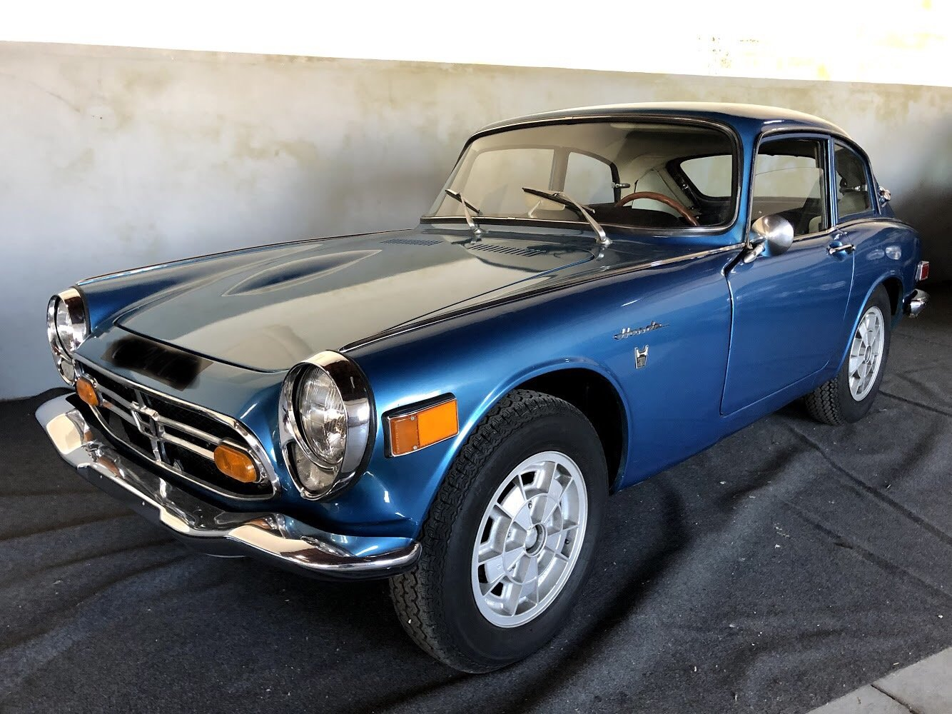 1969 Honda S800 Coupe LHD For Sale (picture 1 of 6)