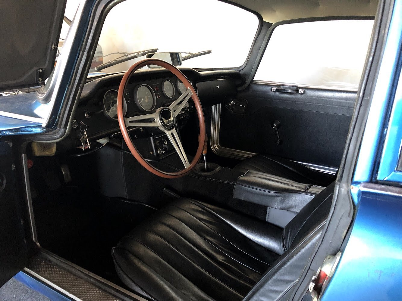 1969 Honda S800 Coupe LHD For Sale (picture 3 of 6)