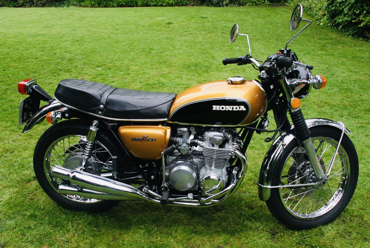 1975 Honda CB 500 Four For Sale (picture 1 of 5)