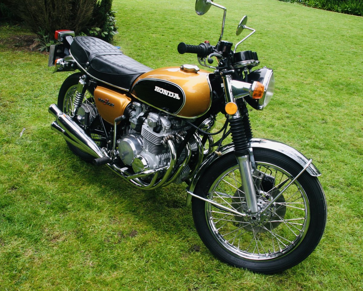 1975 Honda CB 500 Four For Sale (picture 2 of 5)