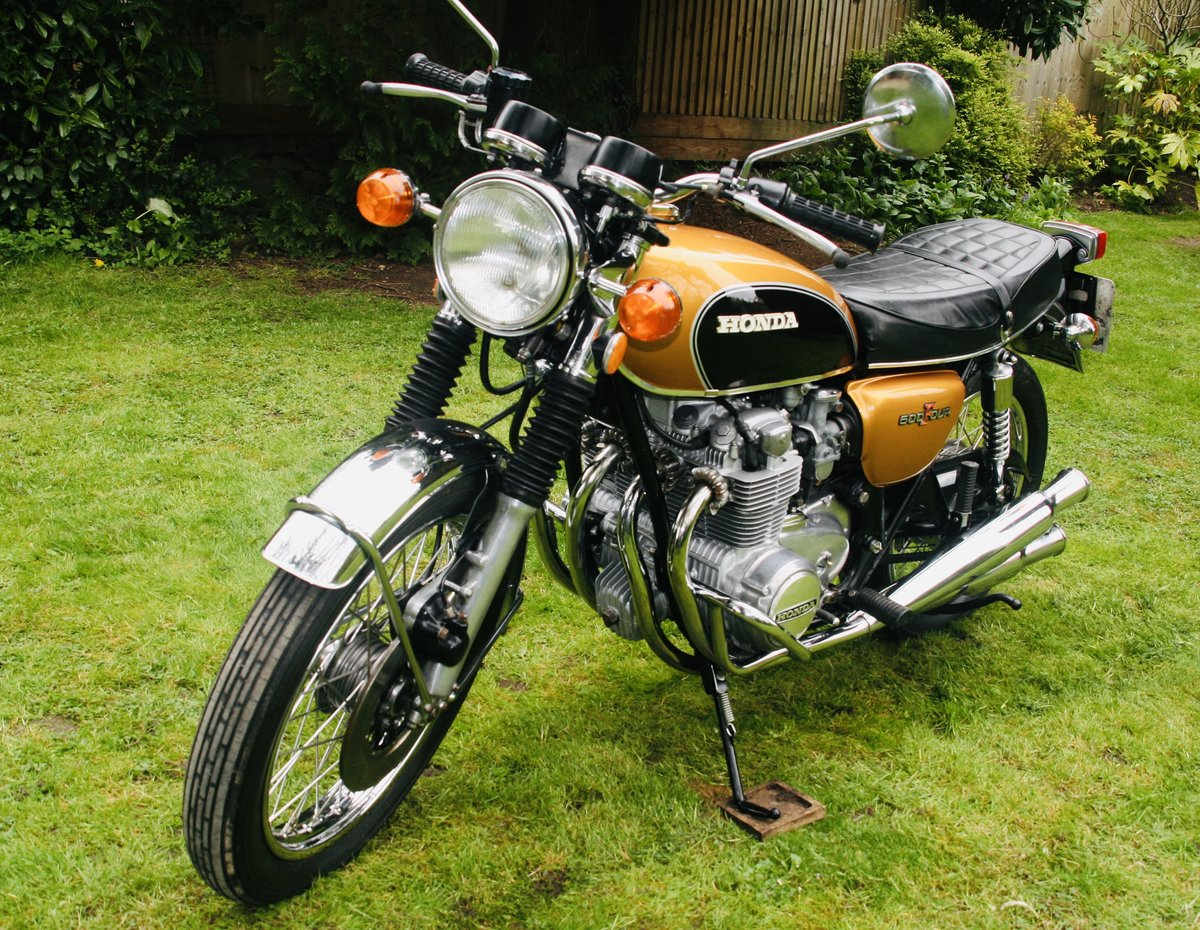 1975 Honda CB 500 Four For Sale (picture 3 of 5)
