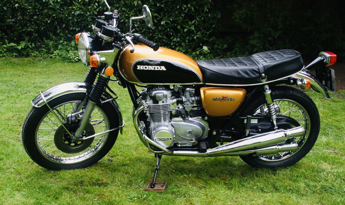 1975 Honda CB 500 Four For Sale (picture 4 of 5)