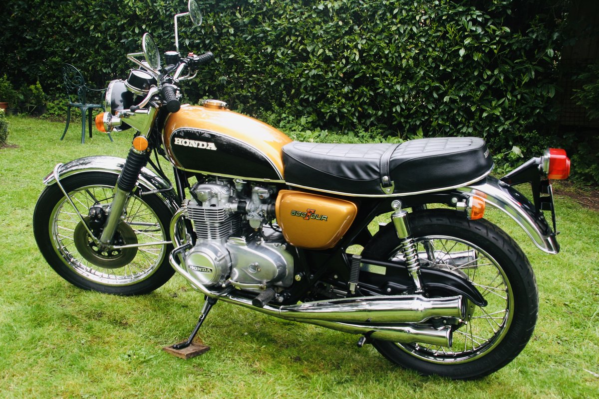 1975 Honda CB 500 Four For Sale (picture 5 of 5)