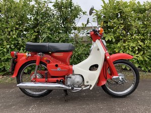 1980 Honda C90 Moped Only 7000 miles from new