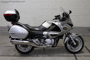 2009 HONDA Deauville NT700 For Sale by Auction