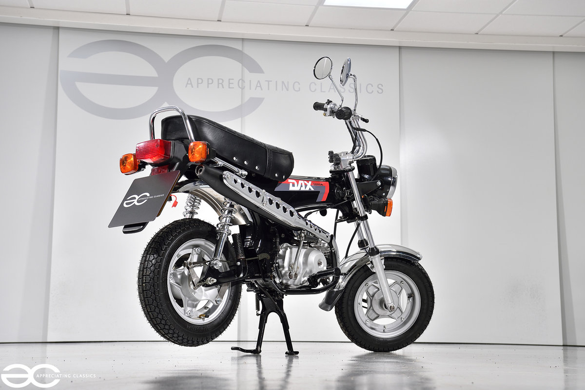 1992 Honda ST 50 Dax 'Monkey Bike' Fully Restored & Beautiful SOLD (picture 4 of 6)