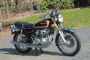 1977 Superb Honda CB550F2