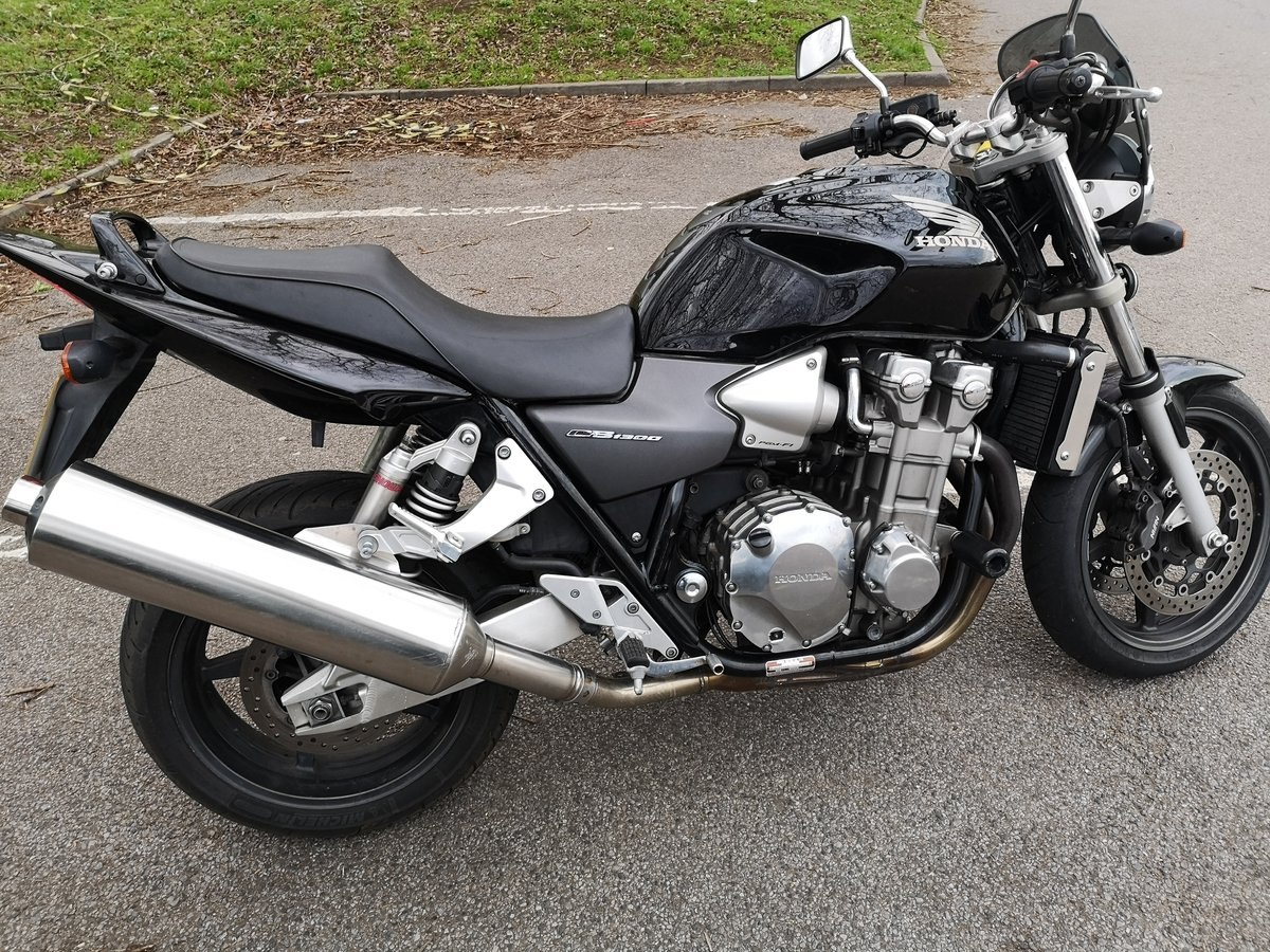 HONDA CB 1300  REGISTERED 2004  For Sale (picture 3 of 6)