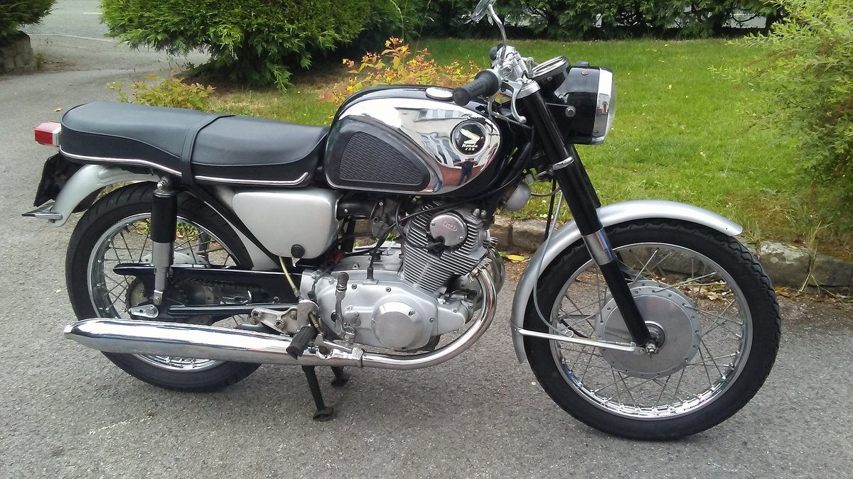 Honda CB72 1966 For Sale (picture 1 of 6)