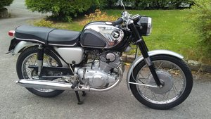 Honda CB72 1966 For Sale